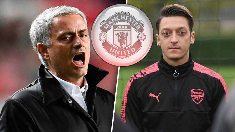 Mourinho đang rất cần đẳng cấp của Mesut Ozil
