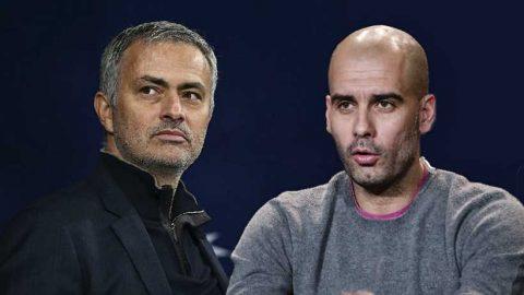 """Mourinho giành danh hiệu giỏi hơn Pep Guardiola"""