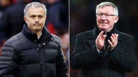 Man United: Thảm họa Mourinho và nỗi nhớ Sir Alex Ferguson