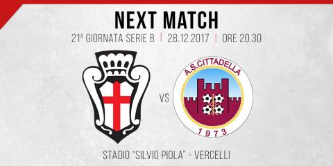 Nhận định Pro Vercelli vs Cittadella, 2h30 ngày 29/12: Nắm lấy cơ hội