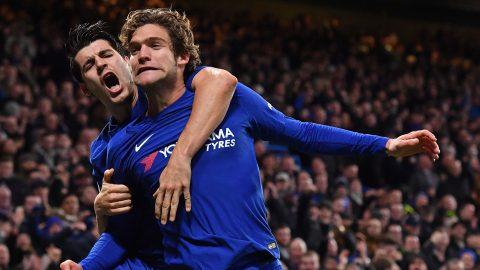 Người Tây Ban Nha tỏa sáng, Chelsea thắng dễ Brighton
