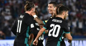 Ronaldo và Bale lập công, Real thẳng tiến vào chung kết FIFA Club World Cup