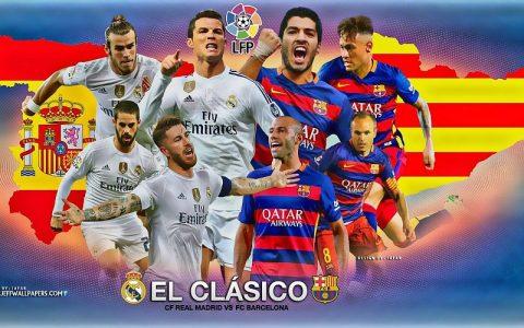 Nhìn lại 10 khoảnh khắc đáng nhớ trong lịch sử El Clasico