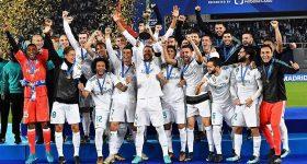 Ronaldo đá phạt đẳng cấp, Real thêm một lần lên đỉnh thế giới