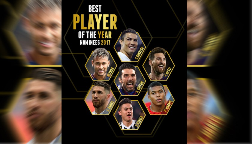 Real Madrid áp đảo đề cử giải Globe Soccer Awards