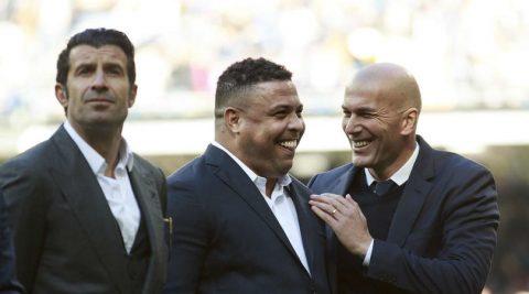 Ro 'béo' lên tiếng chỉ trích Barca, bày tỏ tình yêu với Real