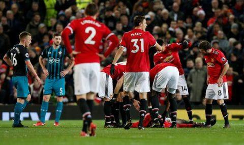 5 điểm nhấn M.U – Southampton: Mourinho không có lỗi, Quỷ đỏ xui tứ bề
