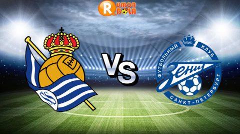 Nhận định Sociedad vs Zenit, 03h05 ngày 08/12: Giữ chắc ngôi đầu