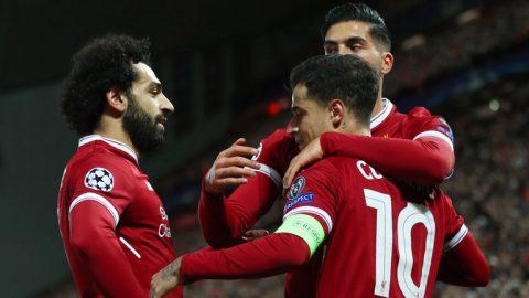 Coutinho lập hat-trick, Liverpool dễ dàng hủy diệt Spartak Moscow