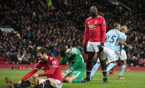 5 điểm nhấn M.U 1-2 Man City: Tệ quá, Lukaku!