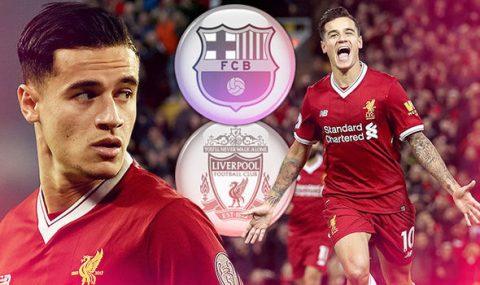 CỰC NÓNG: Coutinho xác nhận muốn đến Barcelona
