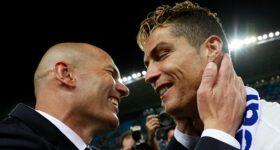Zidane: 'Ronaldo hay hơn tôi nhiều, là cầu thủ hay nhất lịch sử bóng đá'
