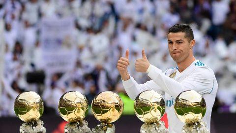 7 thử thách đang chờ đợi Ronaldo chinh phục trong năm 2018