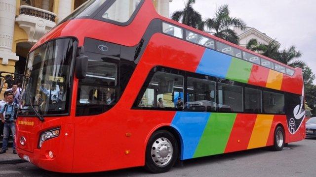 VFF lên kế hoạch đón U23 Việt Nam diễu hành bằng xe buýt 2 tầng