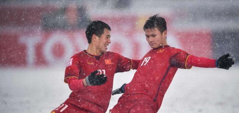 """AFC gọi U23 Việt Nam là """"Vua"""", thán phục Quang Hải"""