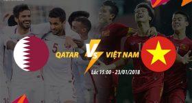 Xem trực tiếp bán kết U23 Việt Nam – U23 Qatar trên máy tính