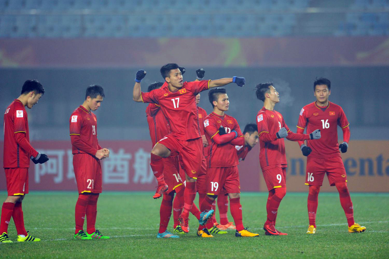 BLV truyền hình Qatar: HLV Park đã biến cầu thủ U23 VN thành chiến binh