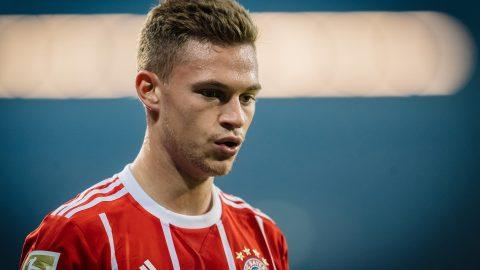 Kimmich nhận danh hiệu Cầu thủ xuất sắc nhất nước Đức 2017