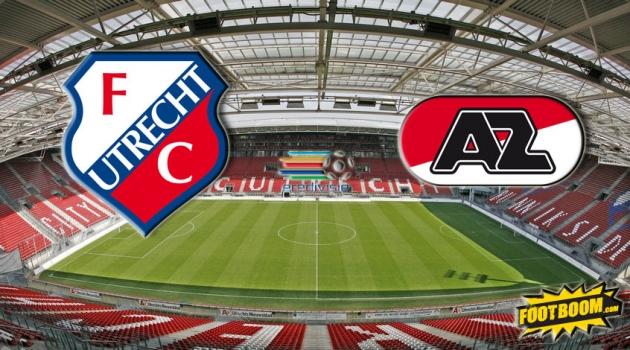 Nhận định Utrecht vs AZ Ulkmaar, 2h00 ngày 20/01: Mưa bàn thắng