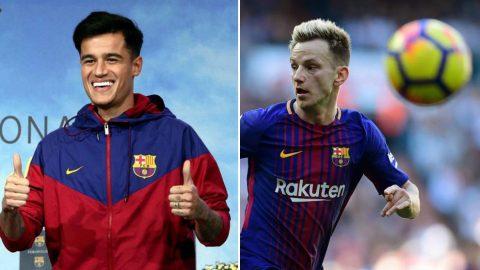 Điểm tin chiều 08/01: Giá Coutinho quá đắt; Lemar không thể đến Liverpool
