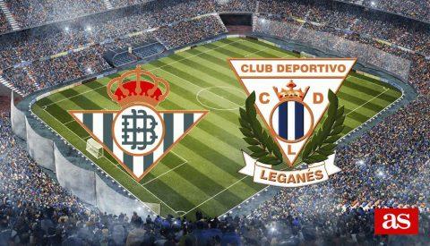 Nhận định Betis vs Leganes, 03h00 ngày 16/01: Nỗi lo xa nhà