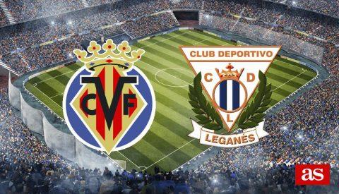 Nhận định Villarreal vs Leganes, 1h30 ngày 11/01: Chìa khóa phòng ngự