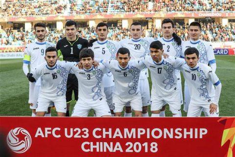 Giải mã U23 Uzbekistan: Kẻ hủy diệt sau vòng bảng