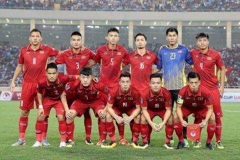 BXH FIFA tháng 01/2018: Việt Nam tiếp tục dẫn đầu Đông Nam Á