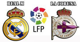 Nhận định Real Madrid vs Deportivo, 22h15 ngày 21/1: Không thể không thắng