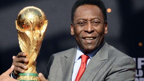 SỐC: 'Vua bóng đá' Pele bị đột quỵ