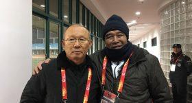 HLV Park Hang-seo khóc 2 lần sau trận U23 Việt Nam hòa Syria