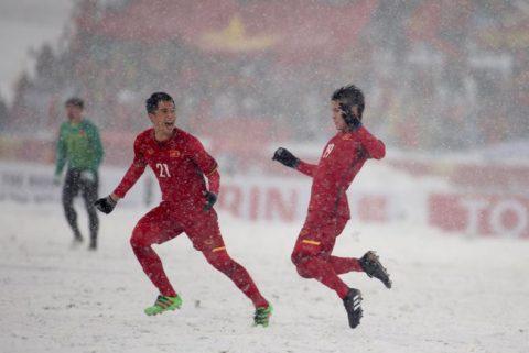 BLV Fox Sports Asia: 'Một trận đấu tàn nhẫn cho cầu thủ U23 Việt Nam'