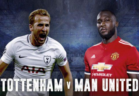 5 dấu hỏi chiến thuật trước đại chiến Tottenham vs M.U