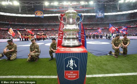 Bốc thăm vòng 4 FA Cup: Thành Manchester dễ thở; Liverpool gặp khó