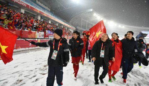 U23 Việt Nam đoạt giải chơi đẹp nhất U23 châu Á 2018