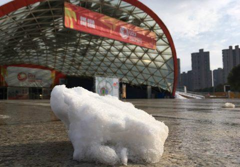 Trận chung kết U23 châu Á sẽ có tuyết rơi