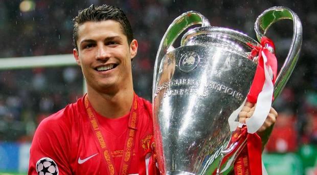 Về nhà thôi, Ronaldo!