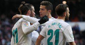 Hàng công giải vận đen, Real dễ dàng nghiền nát Deportivo