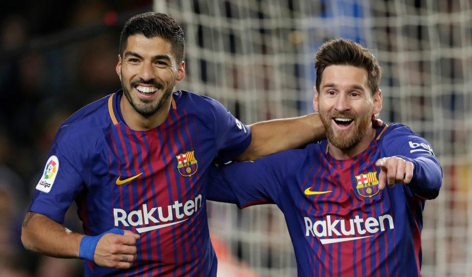 Messi chói sáng với cú đúp, Barca đại thắng Celta Vigo