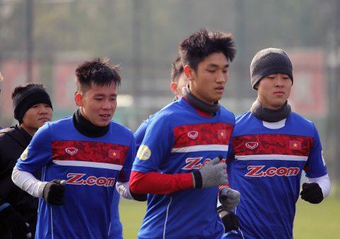 HLV Park Hang-seo chốt danh sách U23 Việt Nam, bất ngờ với cái tên bị loại