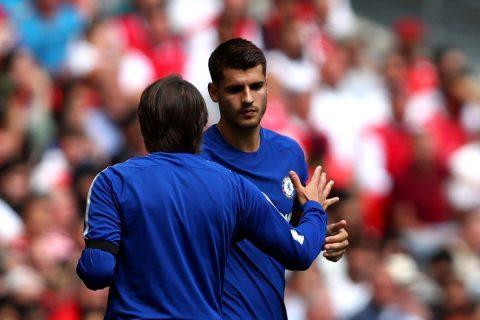 CỰC SỐC: Conte ám chỉ không hề muốn mua Morata
