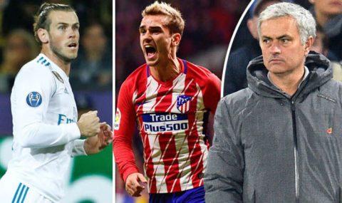Chuyển nhượng M.U: Xong Sanchez sẽ tới Bale và Griezmann