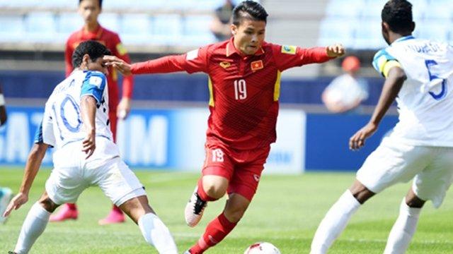 Chấm điểm U23 Việt Nam 1-0 U23 Australia: Tuyệt vời, Quang Hải!