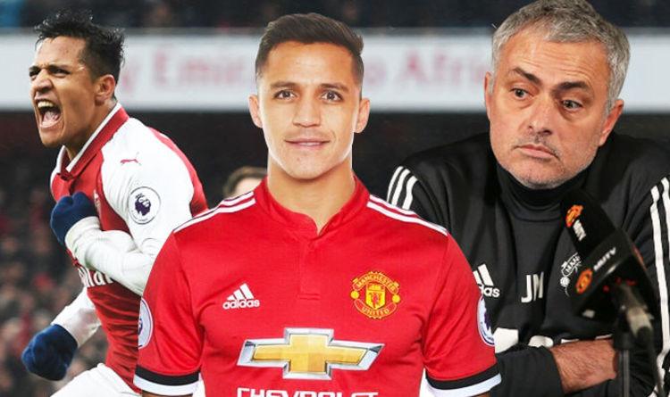 CỰC NÓNG: Alexis Sanchez đã rời Arsenal, trên đường tới M.U