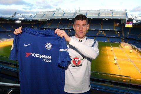 NÓNG: Ross Barkley CHÍNH THỨC gia nhập Chelsea