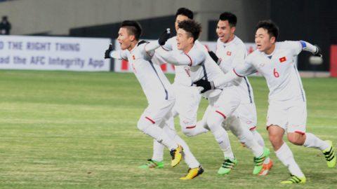 """Quang Hải đã ở """"top hàng đầu"""" Đông Nam Á"""