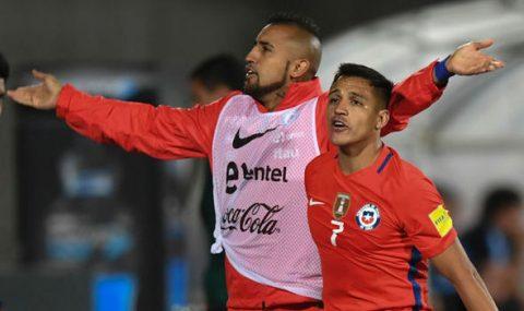 Điểm tin sáng 24/01: M.U dùng Sanchez 'dụ dỗ' Arturo Vidal