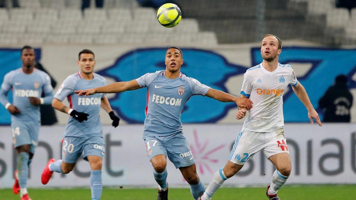 Marseille và Monaco cầm chân nhau, thổi lửa vào cuộc đua TOP 3