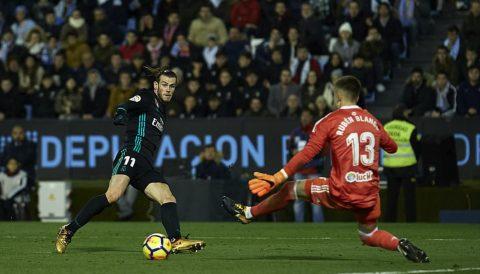 Bale tỏa sáng với cú đúp, Real vẫn sa lầy ở Balaidos