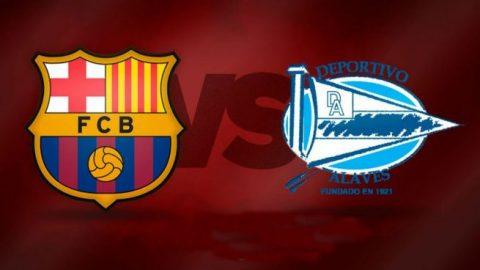 Nhận định Barcelona vs Alaves, 2h45 ngày 29/01: Xác định tinh thần
